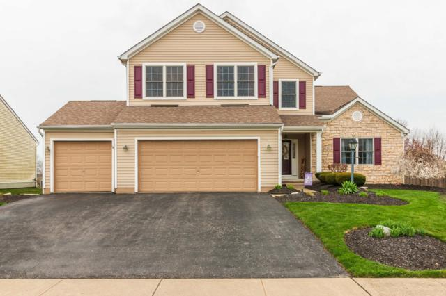 354 Linden Circle, Pickerington, OH 43147 (MLS #219011429) :: Keller Williams Excel