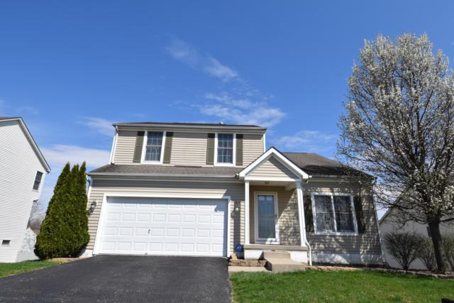 1654 Early Spring Drive, Lancaster, OH 43130 (MLS #219011970) :: Keller Williams Excel
