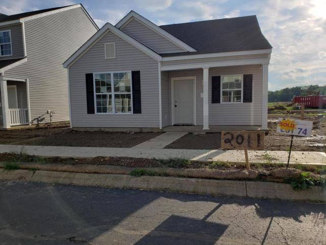 2011 Dumont Street, Newark, OH 43055 (MLS #219012330) :: Brenner Property Group | Keller Williams Capital Partners