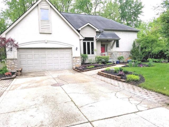 681 Cherrington Road, Westerville, OH 43081 (MLS #219012492) :: Berkshire Hathaway HomeServices Crager Tobin Real Estate