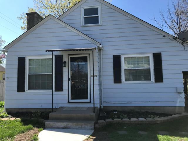 7343 E Bryden Road, Reynoldsburg, OH 43068 (MLS #219012727) :: Keller Williams Excel
