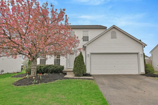 675 Wynstone Drive, Lewis Center, OH 43035 (MLS #219012728) :: Berkshire Hathaway HomeServices Crager Tobin Real Estate
