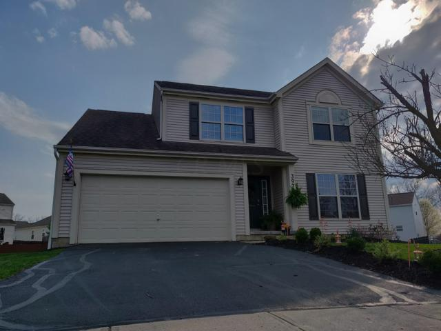 397 Moss Court, Marysville, OH 43040 (MLS #219013346) :: The Clark Group @ ERA Real Solutions Realty