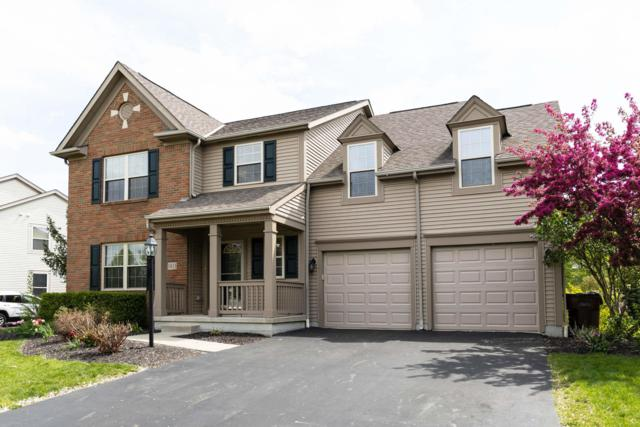 1611 Sotherby Crossing, Lewis Center, OH 43035 (MLS #219013888) :: The Clark Group @ ERA Real Solutions Realty