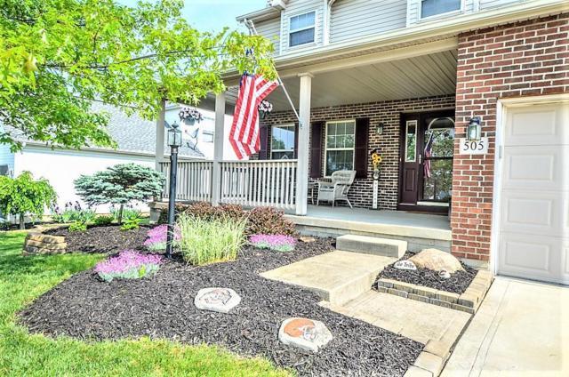 505 Wynridge Drive, Pataskala, OH 43062 (MLS #219014375) :: Signature Real Estate