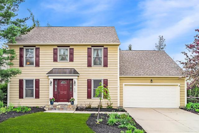 236 Ridge Side Drive, Powell, OH 43065 (MLS #219014386) :: The Clark Group @ ERA Real Solutions Realty