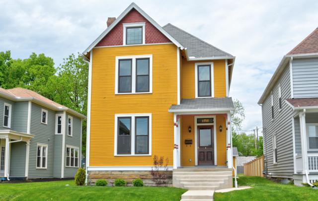 1110 E Rich Street, Columbus, OH 43205 (MLS #219014858) :: Brenner Property Group   Keller Williams Capital Partners
