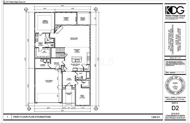 6995 Foreland Lane, Dublin, OH 43016 (MLS #219015693) :: Huston Home Team