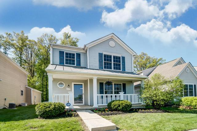 6109 Eden Valley Drive, Westerville, OH 43081 (MLS #219015720) :: Berkshire Hathaway HomeServices Crager Tobin Real Estate