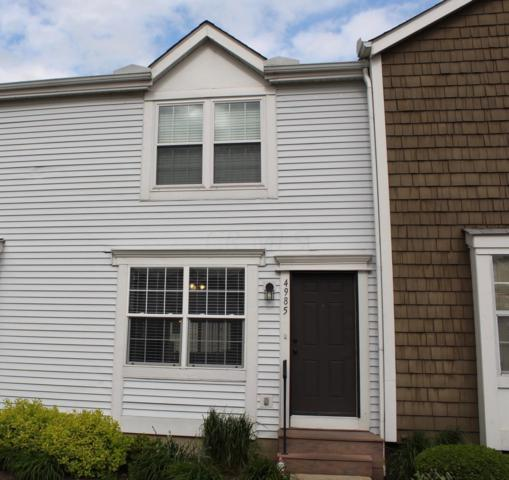 4985 Singleton Drive 20C, Hilliard, OH 43026 (MLS #219016150) :: RE/MAX ONE
