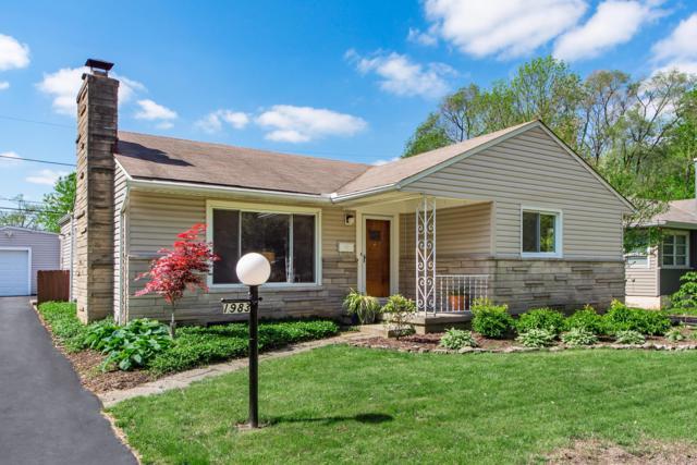 1983 Langham Road, Upper Arlington, OH 43221 (MLS #219016439) :: Berkshire Hathaway HomeServices Crager Tobin Real Estate