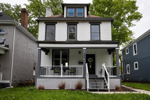 404 Stoddart Avenue, Columbus, OH 43205 (MLS #219016764) :: RE/MAX ONE