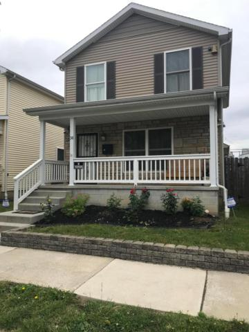 38 Hawkes Avenue, Columbus, OH 43222 (MLS #219017337) :: The Clark Group @ ERA Real Solutions Realty