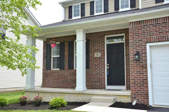 381 Linwood Street, Delaware, OH 43015 (MLS #219017417) :: The Clark Group @ ERA Real Solutions Realty