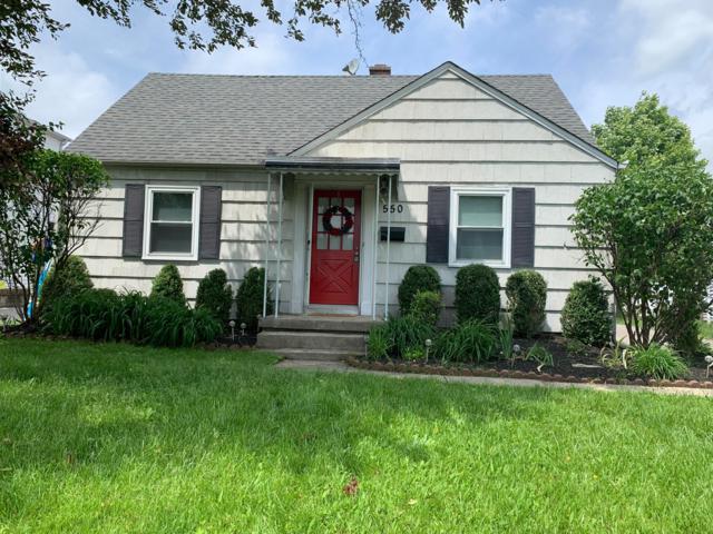 550 Northridge Road, Columbus, OH 43214 (MLS #219017732) :: Shannon Grimm & Partners