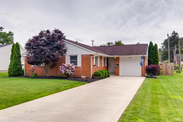 765 Maxola Avenue, Newark, OH 43055 (MLS #219017878) :: Signature Real Estate