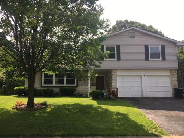 73 Bellefield Avenue, Westerville, OH 43081 (MLS #219019303) :: The Clark Group @ ERA Real Solutions Realty
