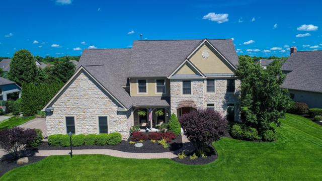 7605 Blue Fescue Drive, Westerville, OH 43082 (MLS #219019468) :: Signature Real Estate