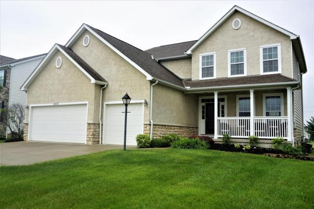 245 Lillian Drive, Pickerington, OH 43147 (MLS #219019552) :: The Clark Group @ ERA Real Solutions Realty