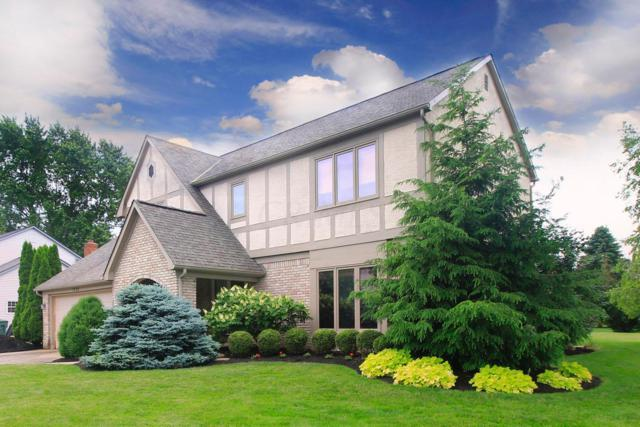 7724 Strathmoore Road, Dublin, OH 43016 (MLS #219020052) :: The Clark Group @ ERA Real Solutions Realty