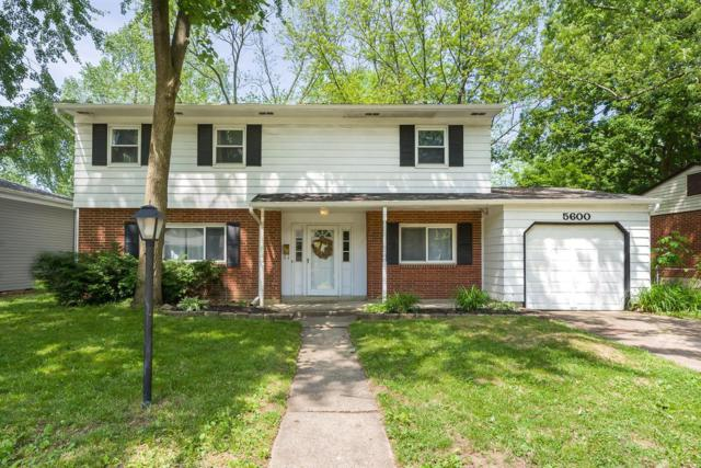 5600 Norcross Road, Columbus, OH 43229 (MLS #219020102) :: The Clark Group @ ERA Real Solutions Realty
