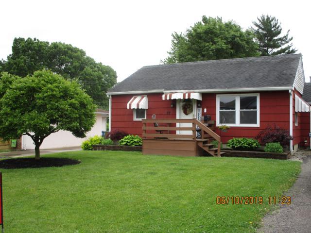 599 W 3rd Street, Marysville, OH 43040 (MLS #219020507) :: Signature Real Estate