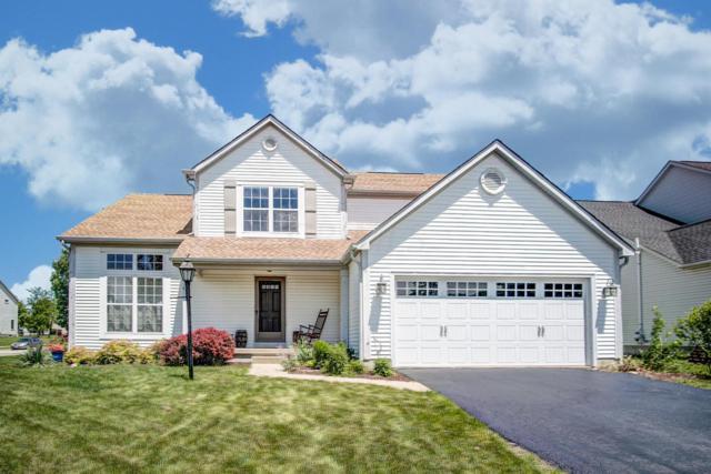 632 Mill Wood Boulevard, Marysville, OH 43040 (MLS #219020973) :: Signature Real Estate