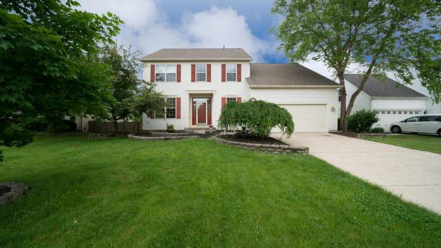 8400 Payson Drive, Lewis Center, OH 43035 (MLS #219021107) :: The Raines Group
