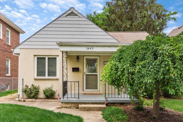 1449 Westwood Avenue, Columbus, OH 43212 (MLS #219021406) :: ERA Real Solutions Realty