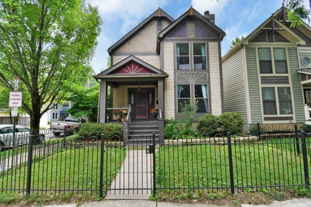 379 W 4th Avenue, Columbus, OH 43201 (MLS #219021716) :: Brenner Property Group | Keller Williams Capital Partners
