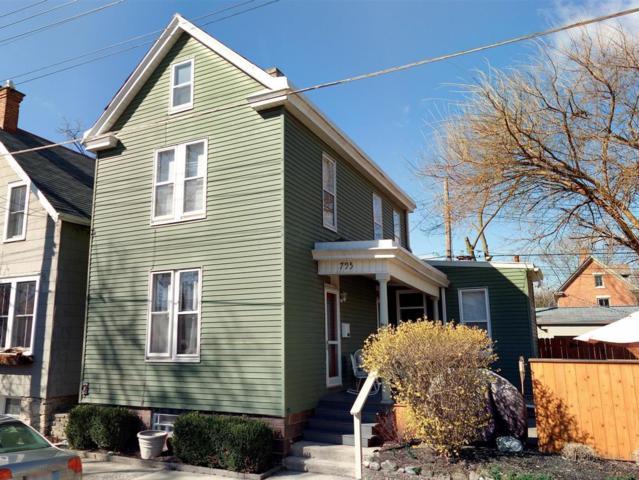 795 Jaeger Street, Columbus, OH 43206 (MLS #219021849) :: Berkshire Hathaway HomeServices Crager Tobin Real Estate