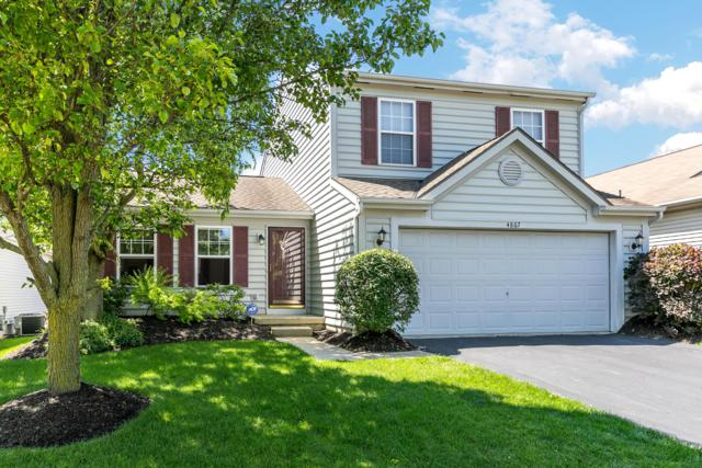 4867 Dori Park Drive, Hilliard, OH 43026 (MLS #219022043) :: The Clark Group @ ERA Real Solutions Realty