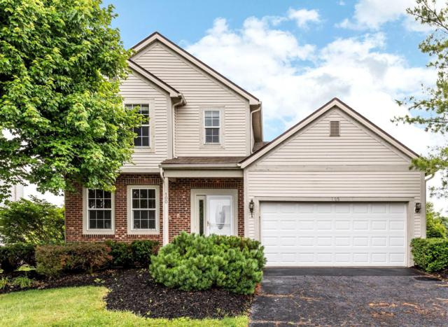 100 Brooksedge Drive, Pataskala, OH 43062 (MLS #219022200) :: The Clark Group @ ERA Real Solutions Realty