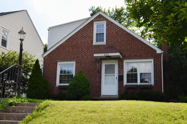 867 Gladden Road, Columbus, OH 43212 (MLS #219022343) :: ERA Real Solutions Realty