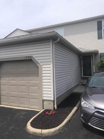 1796 Hobbes Drive 117C, Hilliard, OH 43026 (MLS #219022708) :: RE/MAX Metro Plus
