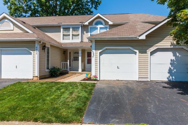 6657 Manring Court, Reynoldsburg, OH 43068 (MLS #219022756) :: Berkshire Hathaway HomeServices Crager Tobin Real Estate