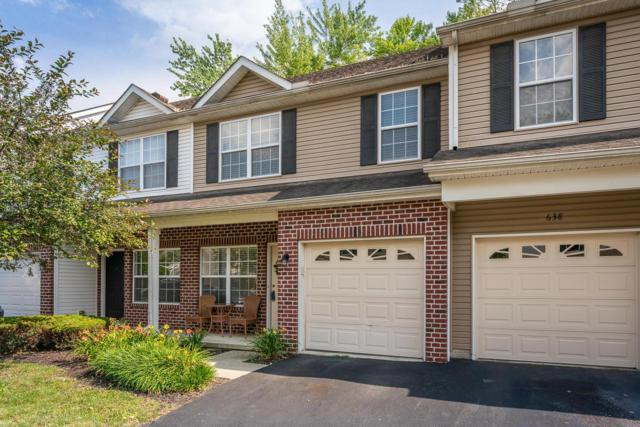 636 Grove Circle #1803, Columbus, OH 43230 (MLS #219023813) :: Huston Home Team