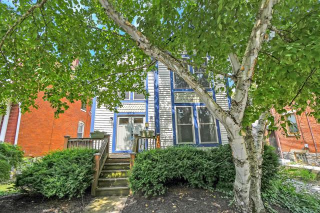 1195 Oregon Avenue, Columbus, OH 43201 (MLS #219024397) :: Brenner Property Group | Keller Williams Capital Partners