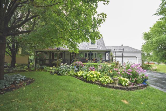 284 Bristol Drive SW, Reynoldsburg, OH 43068 (MLS #219024964) :: Berkshire Hathaway HomeServices Crager Tobin Real Estate