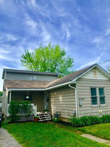 676 E Mark Street, Marion, OH 43302 (MLS #219025401) :: Berkshire Hathaway HomeServices Crager Tobin Real Estate