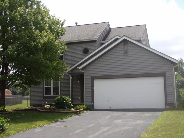 3563 Pin Oak Court, Grove City, OH 43123 (MLS #219026641) :: Keith Sharick | HER Realtors
