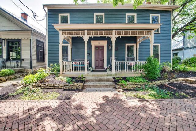 83 S High Street, Dublin, OH 43017 (MLS #219027538) :: Signature Real Estate
