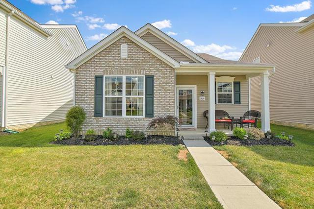 5999 Deansboro Drive, Westerville, OH 43081 (MLS #219027927) :: Signature Real Estate