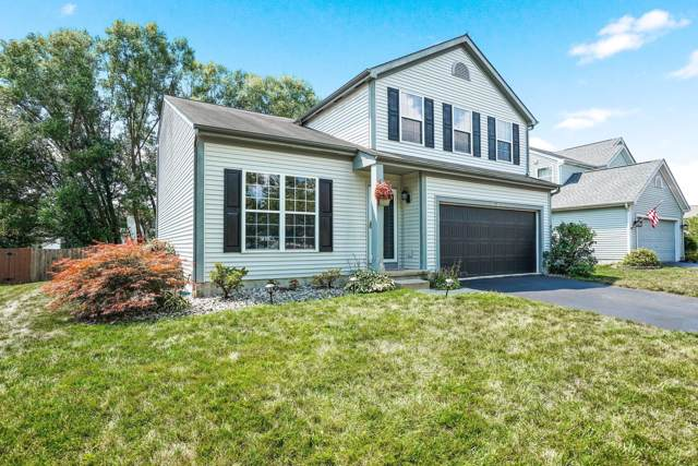 124 Millcroft Place, Delaware, OH 43015 (MLS #219028212) :: RE/MAX ONE