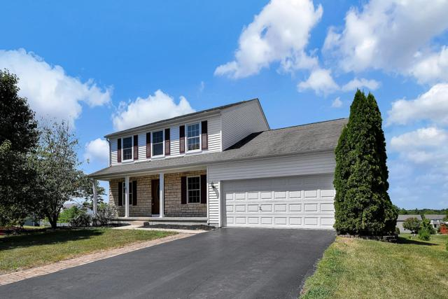 7849 Ashstone Court, Canal Winchester, OH 43110 (MLS #219028713) :: The Raines Group