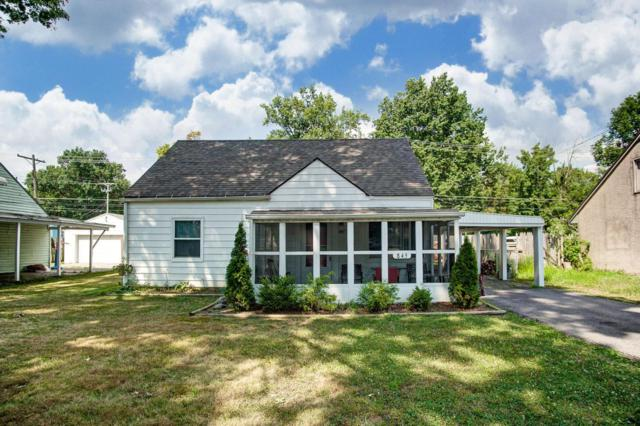 845 Exeter Road, Whitehall, OH 43213 (MLS #219028837) :: Signature Real Estate