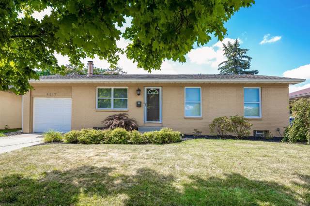 6219 Ambleside Drive, Columbus, OH 43229 (MLS #219029735) :: Berkshire Hathaway HomeServices Crager Tobin Real Estate