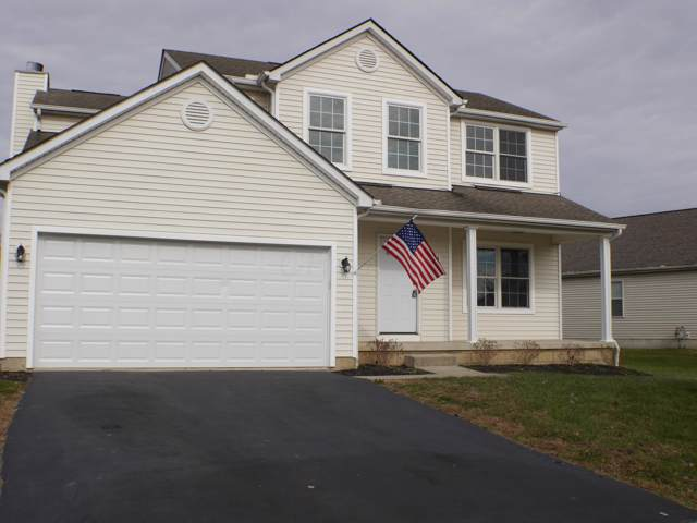 444 W Hunters Drive, Newark, OH 43055 (MLS #219030008) :: RE/MAX ONE