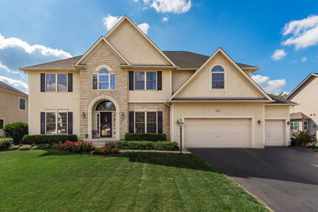 8562 Trail Lake Drive, Powell, OH 43065 (MLS #219033402) :: Core Ohio Realty Advisors