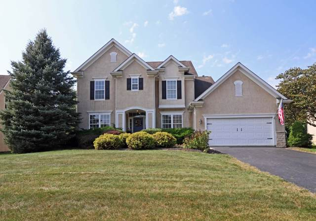 7657 Park Bend Drive, Westerville, OH 43082 (MLS #219034083) :: Huston Home Team